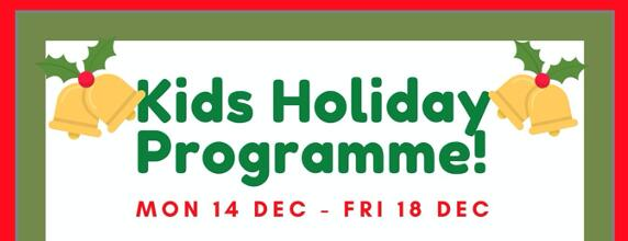 image of Christmas Holiday Programme for Kids