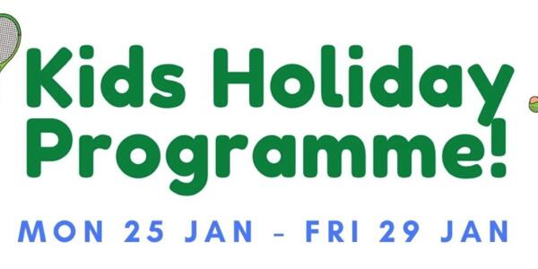 image of Join Our January Kids Holiday Programme!